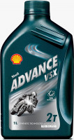 SHELL ADVANCE VSX 2