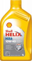 Shell Helix HX6 10W-40